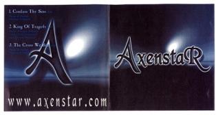 Axenstar - Promo 2001
