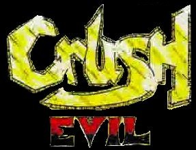 Crush Evil - Logo