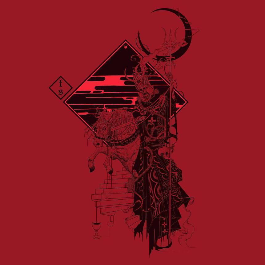 Tombstones - Red Skies and Dead Eyes