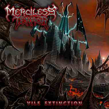 Merciless Terror - Vile Extinction