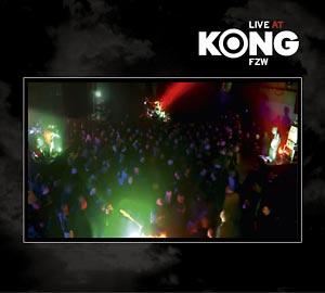 Kong - Live at FZW