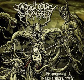 Iniquitous Savagery - Propagating a Pestiferous Enmity