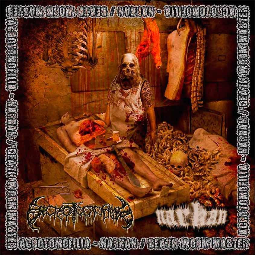 Narkan / Acrotomofilia - Death Worm Master