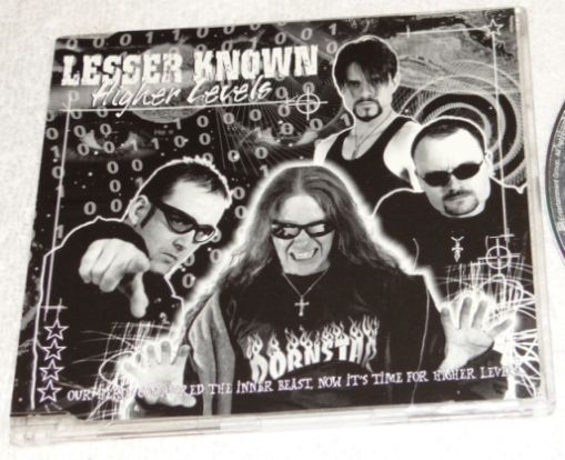 Lesser Known - Higher Levels