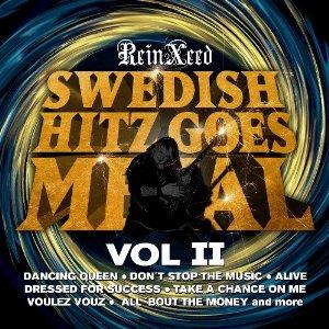 ReinXeed - Swedish Hitz Goes Metal II
