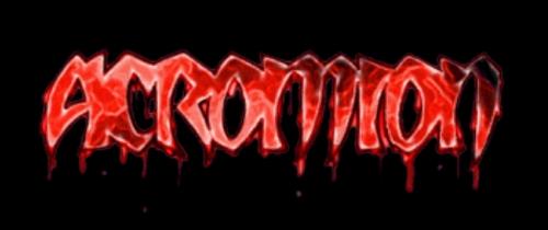 Acromion - Logo