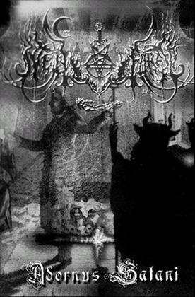 Spell Forest - Adornus Satani