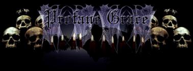 Profane Grace - Logo