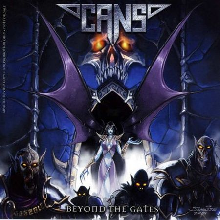 Cans — Beyond The Gates (2004)