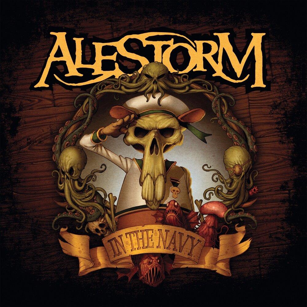 Alestorm - In the Navy