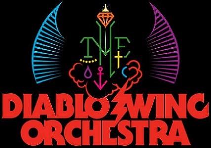 Diablo Swing Orchestra - Logo