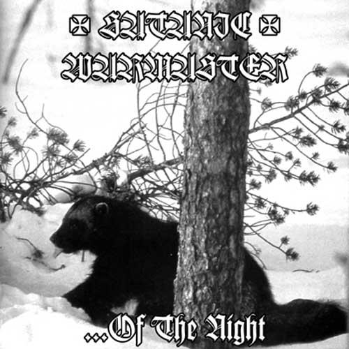 Satanic Warmaster - ...of the Night