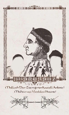 Hanternoz - Mallozh d'ar zistrujerien Kastell Ankiniz
