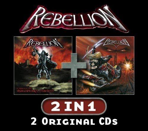 Rebellion - Shakespeare's Macbeth - A Tragedy in Steel / Born a Rebel