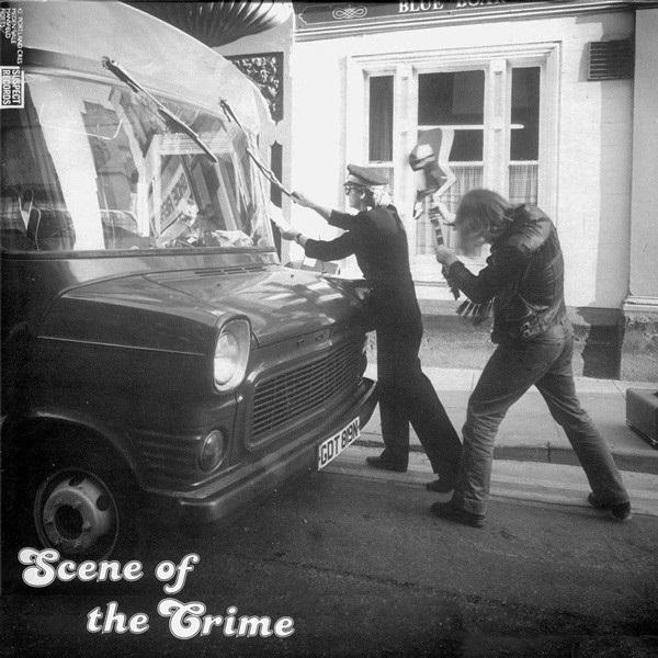 Savage / Sparta / Panza Division / Tyrant - Scene of the Crime