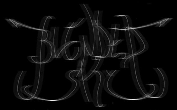 Blended Sky - Logo