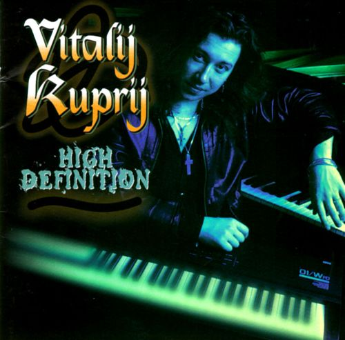 Vitalij Kuprij - High Definition