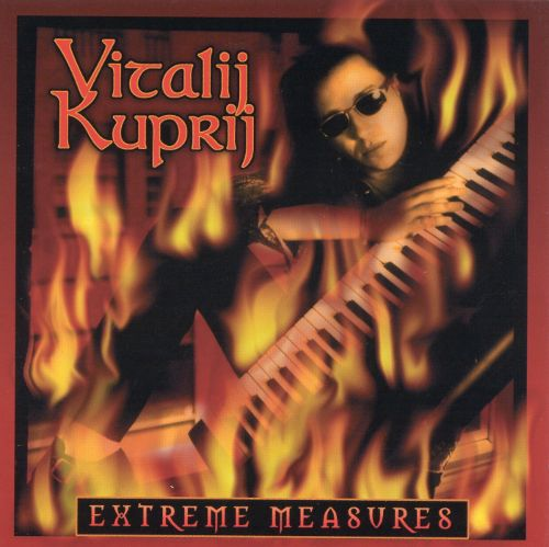 Vitalij Kuprij - Extreme Measures