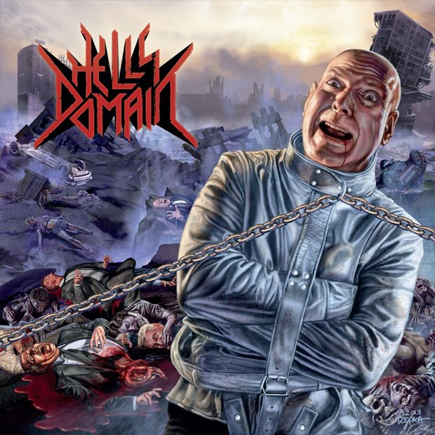 Hell's Domain - Hell's Domain