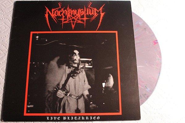Nachtmystium - Live Blitzkrieg