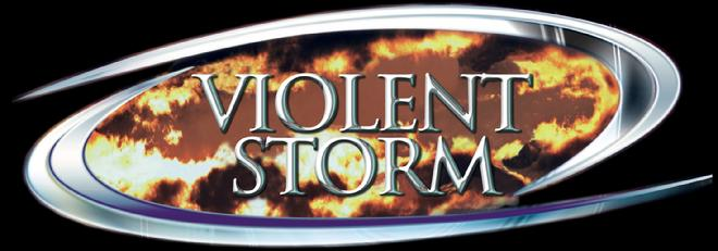 Violent Storm - Logo