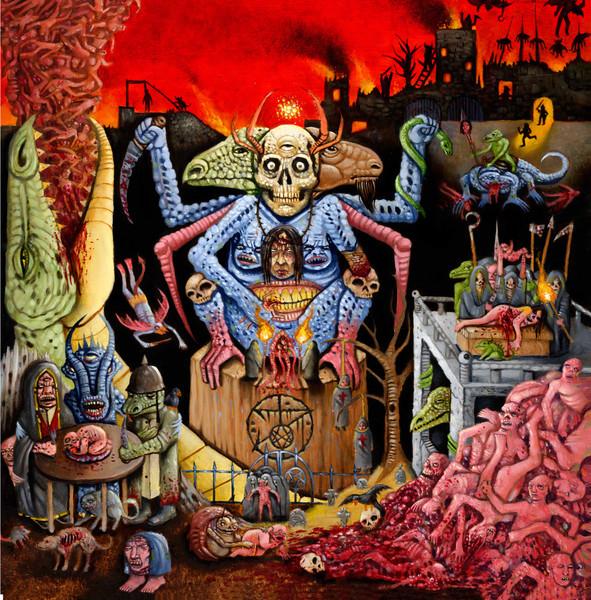 Cleric - Gratum Inferno