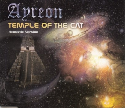 Ayreon - Temple of the Cat (Acoustic Version)