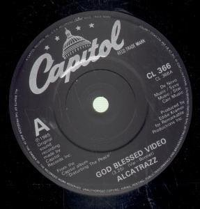 Alcatrazz - God Blessed Video / Wire and Wood