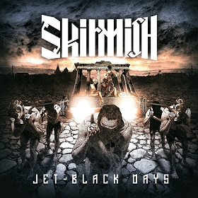 Skirmish - Jet-Black Days