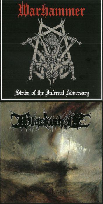 Warhammer / Blackwhole - Strike of the Infernal Adversary / Spees Graben