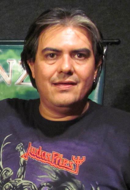 """Alfredo """"Pocho"""" Andrade"""