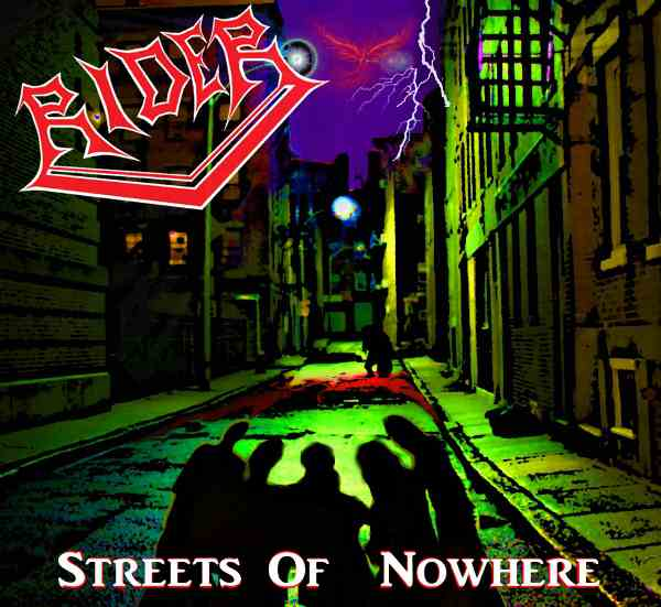 Rider - Streets of Nowhere