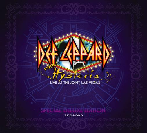 Def Leppard - Viva! Hysteria | Live at the Joint, Las Vegas