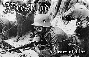 Æresblod - 5 Years of War