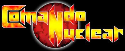 Comando Nuclear - Logo