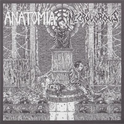 Anatomia / Necrovorous - Anatomia / Necrovorous