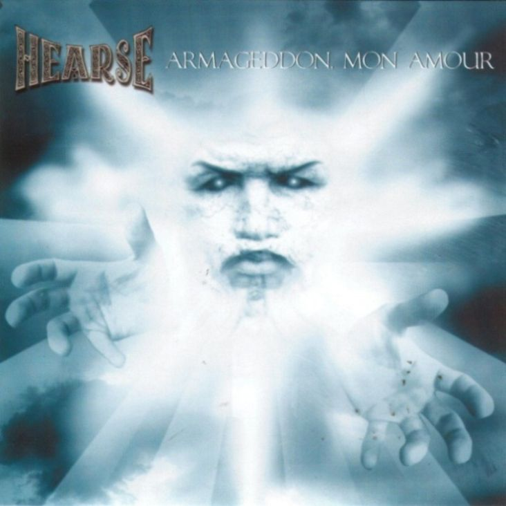 Hearse - Armageddon, Mon Amour