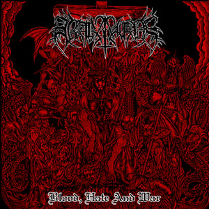 Barbalans - Blood, Hate and War