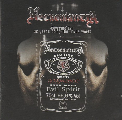 Necromantia - Covering Evil (12 Years Doing the Devil's Work)