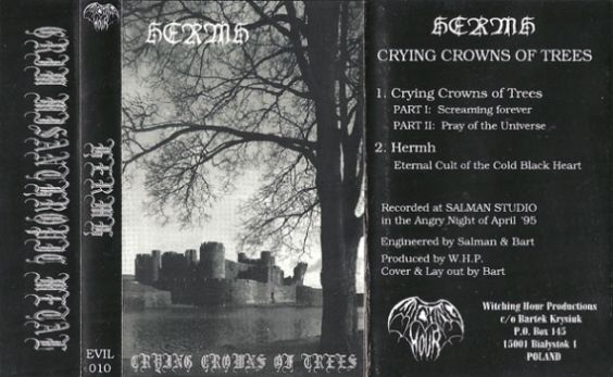 Hermh - Crying Crowns of Trees