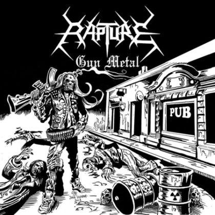 Rapture - Gun Metal