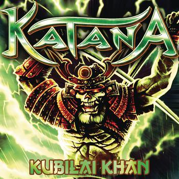 Katana - Kubilai Khan