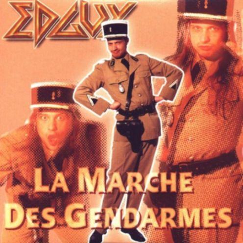 Edguy - La Marche des Gendarmes