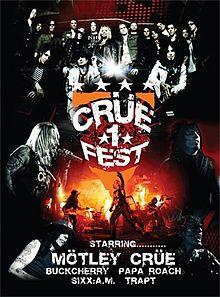 Mötley Crüe - Crüe Fest