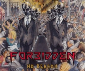Forbidden - No Reason