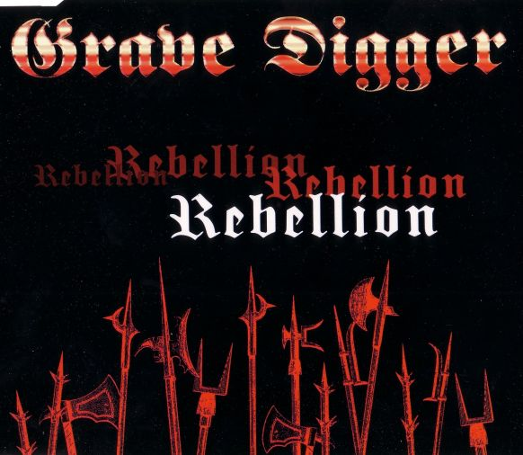 Grave Digger - Rebellion