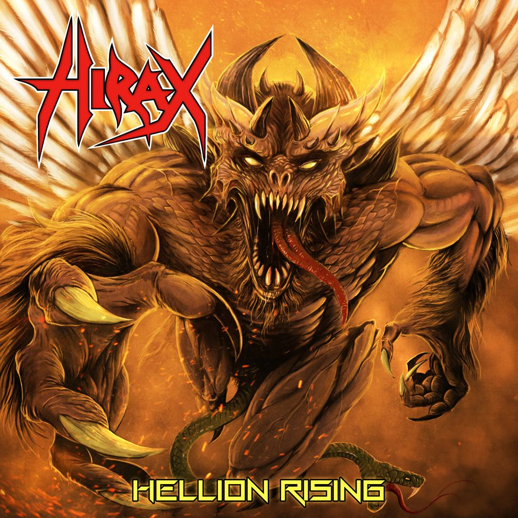 Hirax - Hellion Rising