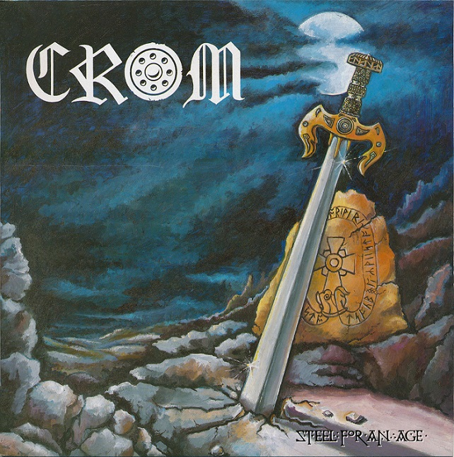 Crom - Steel for an Age