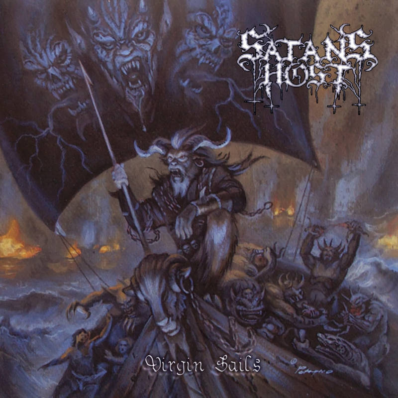 Satan's Host - Virgin Sails
