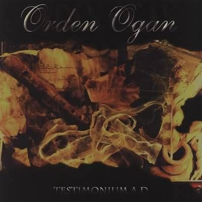 Orden Ogan - Testimonium A.D.